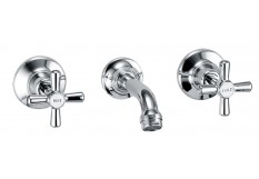 Bathmates fixed bath set