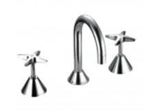 Sea star fixed basin set