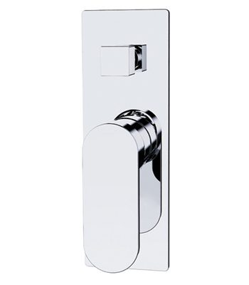 Ecco shower mixer divertor