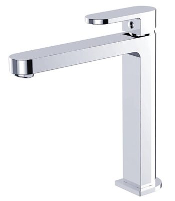 Ecco tall basin mixer
