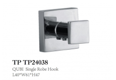 QUBI Single Robe Hook