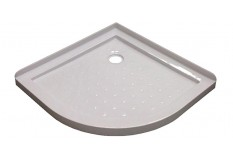 Acrylic Shower Base Soft Edge