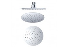 Air Injection Round Shower Head