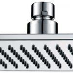 DOCCIA Square Shower Head 152x152mm