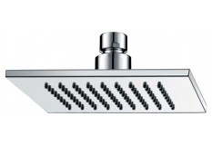 DOCCIA Square Shower Head 152x152mm