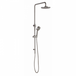 RAIN Round Shower Set (Double Hose)