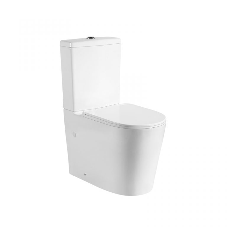 Wall Faced Toilet Suite - KDK022