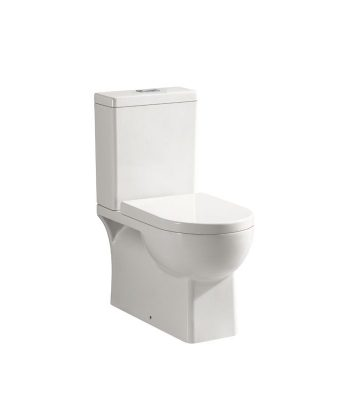 Wall Faced Toilet Suite - KDK016