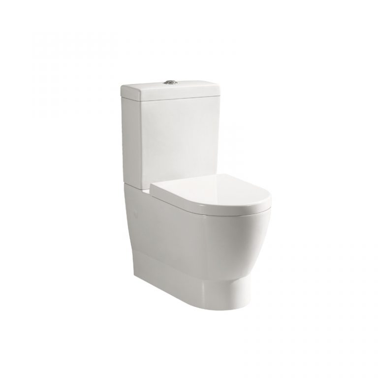 Wall Faced Toilet Suite - KDK017