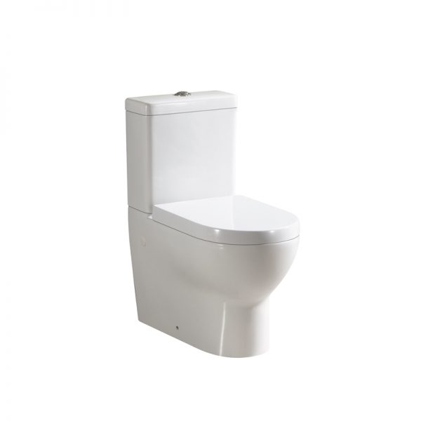 Wall Faced Toilet Suite - KDK014