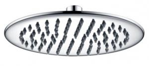 DOCCIA Mondo 200mm Brass Chrome Shower Head