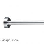 DOCCIA Shower Arm L-Shape