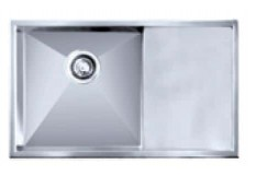 Impact counter top sink 2
