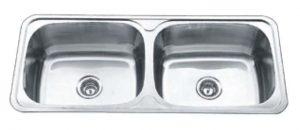 Lavassa Laundry Tub Double 45l