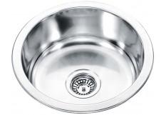 Dante single round bowl