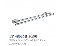 LEENA Double Towel Rail