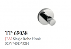 JESS Single Robe Hook