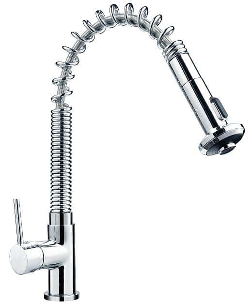 Jamie pull sink mixer