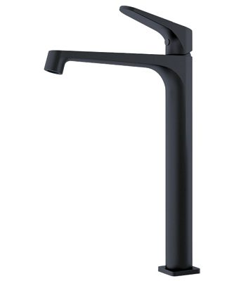 Victor Tall Basin Mixer Matte Black