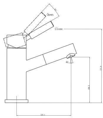 Dolce basin mixer