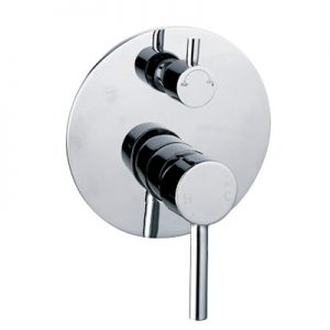 Dolce shower mixer divertor