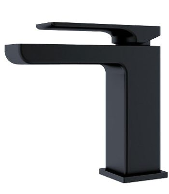 Astra Basin Mixer Matte Black
