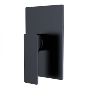 Astra Shower Mixer Matte Black