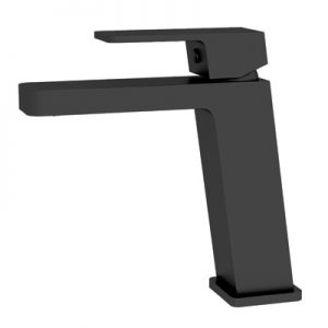 Ecco Basin Mixer Matte Black