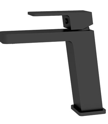 Celia Basin Mixer Matte Black