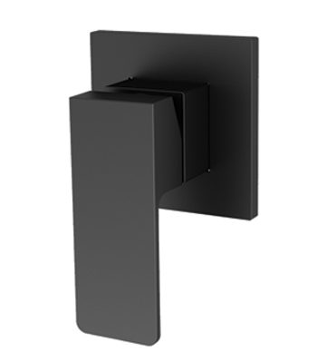 Celia Shower mixer matte black