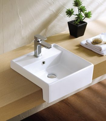 Semi-Recess Basin – K311D