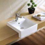 Semi-Recess Basin - K311D