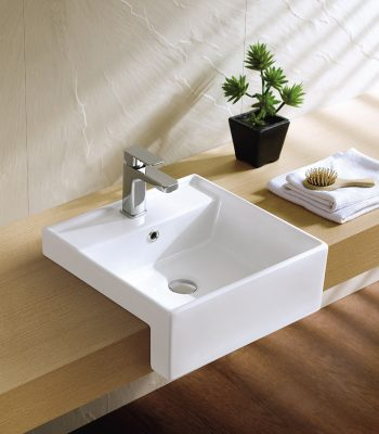 Semi-Recess Basin - K319