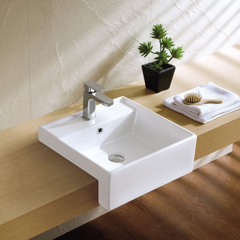 Semi-Recess Basin – K319