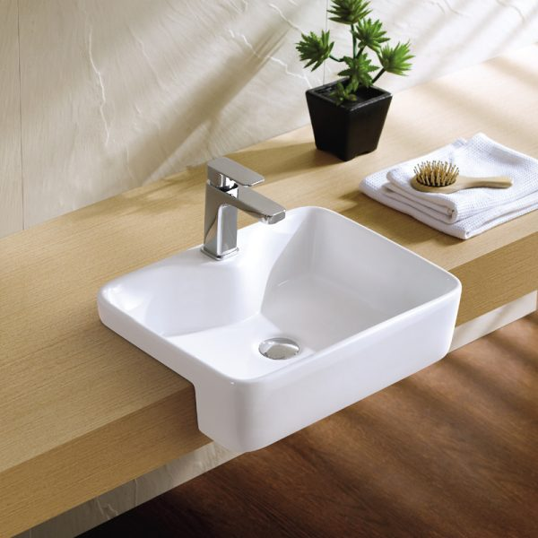 Semi-Recess Basin – K324B
