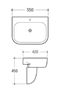 Pedestal Basin - G-503