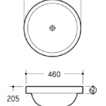 Drop-In Basin - K505