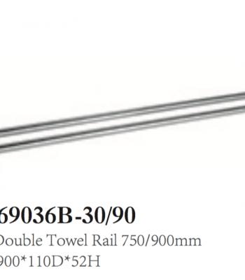 JESS Double Towel Rail