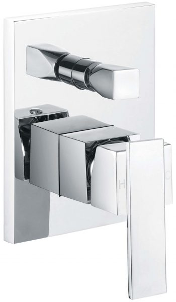 BIANCO SHOWER MIXER WITH DIVERTOR