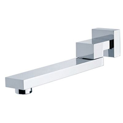 VIBE WALL MOUNTED SWIVEL BATH SPOUT